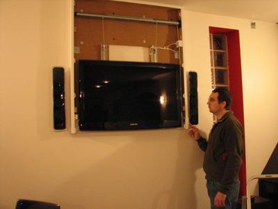 une t l escamotable marine laurent le site. Black Bedroom Furniture Sets. Home Design Ideas